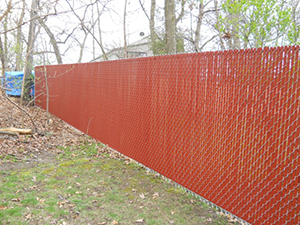 Chain Link Residential Fencing
