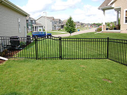 Ornamental Gate Fences